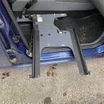 Αναπηρικό αμαξίδιο Autoadapt Carony 24 με βάση περιστροφής