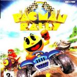 PACMAN RALLY - PS2
