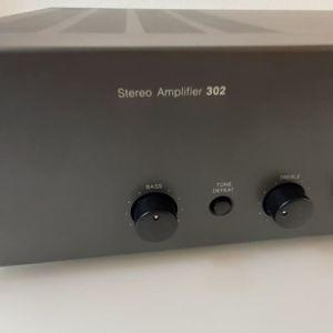 nad amplifier 302