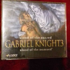 Gabriel Knight 3 - Blood of the Sacred, Blood of the Damned (PC / CD-ROM)