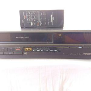 VCR  PANASONIC  NV - G12