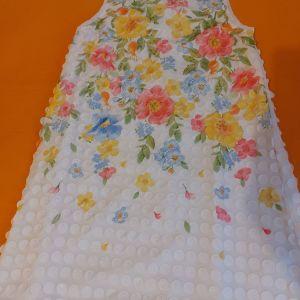 Παιδικό φόρεμα Mayoral καλοκαιρινό, αμάνικο