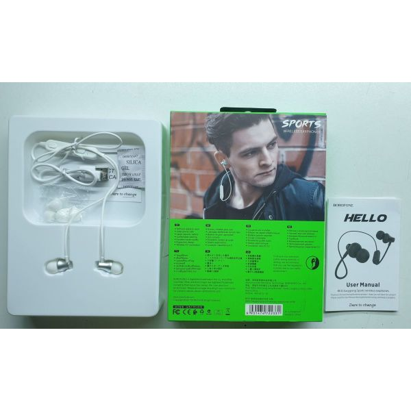 Bluetooth asirmata akoustika Borofone BE32