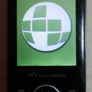 Sony Ericsson Spiro W100 i