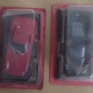 4 Ferrari σφραγισμένες (1:43 πακέτο)