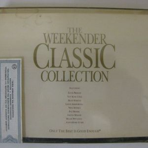 THE WEEKENDER CLASSIC COLLECTION - ΔΙΠΛΗ ΚΑΣΕΤΑ