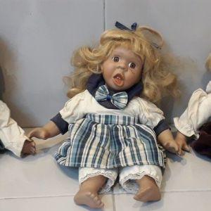 Κούκλες από πορσελάνη ( 3 )