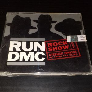 RUN DMC - ROCK SHOW 5 TRACK CD SINGLE Hip Hop