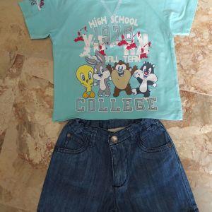Παιδικά βρεφικά ρούχα πακέτο έως 12 μηνών