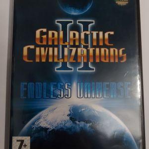 GALACTIC CIVILIZATIONS II (για PC)