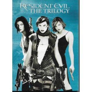 3 DVD / RESIDENT EVIL / THE TRILOGY / ORIGINAL DVD