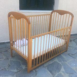 Βρεφικό-παιδικό κρεβατάκι Premaman