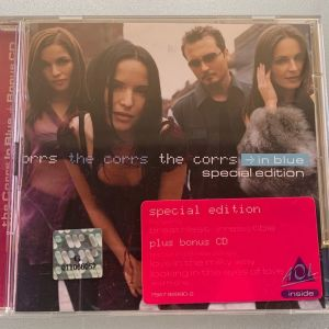 The corrs - In blue special edition cd album
