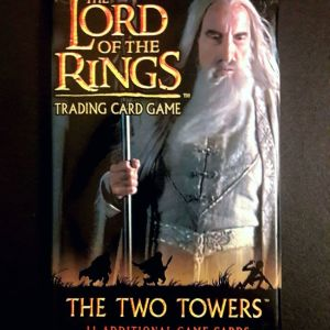 Lord of the Rings TCG - The Two Towers - Booster Packs - Κλειστά Συλλεκτικά Φακελάκια με κάρτες!