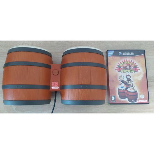 Donkey Kong Bongos mazi me to pechnidi - Nintendo Gamecube