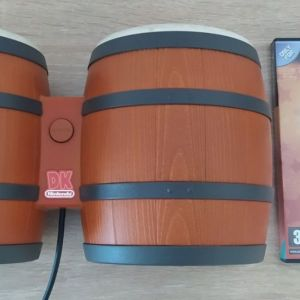Donkey Kong Bongos μαζι με το παιχνιδι - Nintendo Gamecube