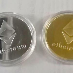 2 etherium coins