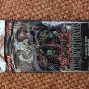 Yugioh phantom darkness sealed 1st edition