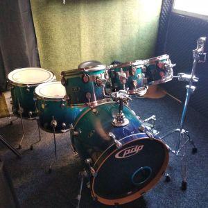 PDP X7 drums