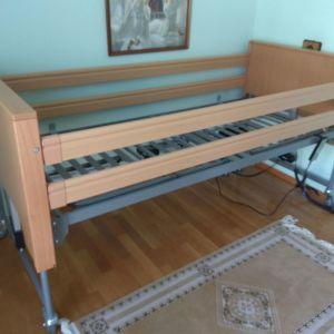 Ηλεκτροκίνητο Πολύσπαστο Νοσοκομειακό Κρεβάτι (Tekvor Care)