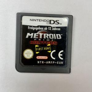 Metroid Prime Hunters, Nintendo ds game