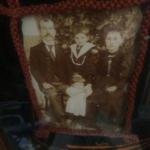 φωτογραφία οικογένειας
