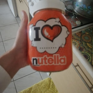 Nutella Valentine's Day  Limited Edition