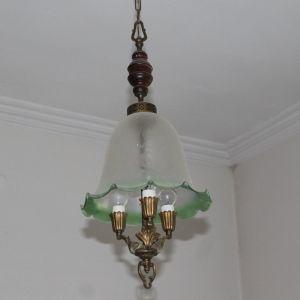 Φωτιστικό οροφής vintage
