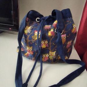 Τσάντα κουκουβαγια