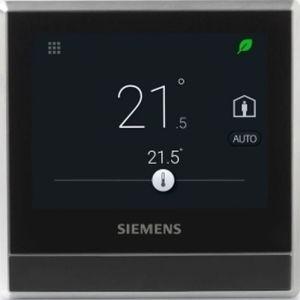Siemens RDS110 Θερμοστάτης Smart με Οθόνη Αφής Ημερήσιος