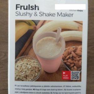 Ποτήρι για να Παρασκευάζετε Παγωτά και Γρανίτες με συνταγές Frulsh InnovaGoods