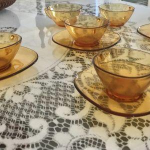 Φλιτζάνια γαλλικού καφέ 1950-1960