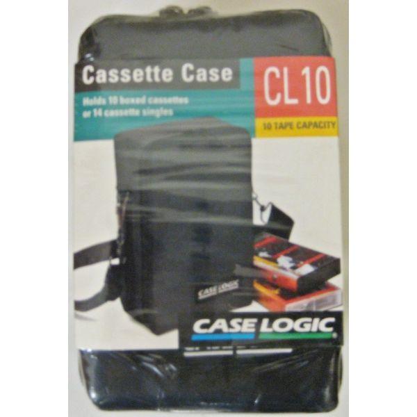 CASE LOGIC thiki gia 10 kasetes ifasmatini CL10