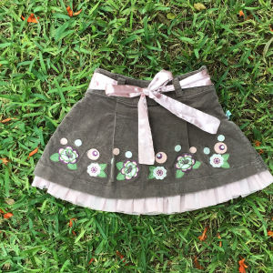 SAM skirt 100% cotton