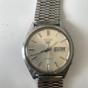 € 120,00 Seiko 5 Vintage Mechanical Automatic Men's Watch with 7S26A Caliber μηχανικό αυτόματο ρολόι χειρός