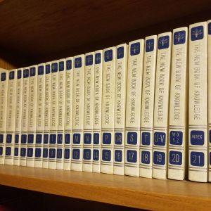 Αμερικανικη εγκυκλοπαίδεια κ λεξικο ιδανικη για νεους με πολλες εικονες κ απλα λογια