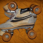 Rolla mania skaters