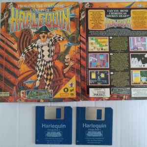 Amiga game Harlequin