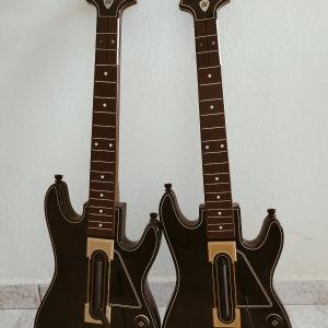 Guitar Hero 2 κιθαρες