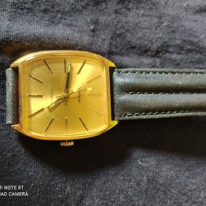 Vintage Vantage ανδρικό κουρδιστό ρολόι.
