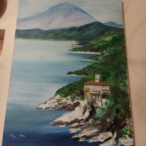 Πίνακας ζωγραφικής σε καμβά