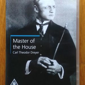 Master of the house dvd