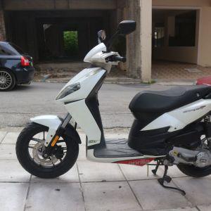 Μοτοποδήλατο Aprilia Sportcity One 50 4Τ