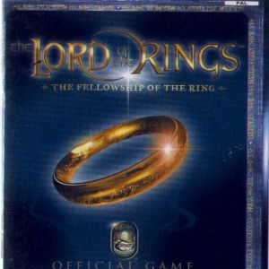 THE LORD OF THE RINGS - PS2