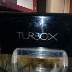 TURBO X EXTERNAL HARD DRIVE 250 GB