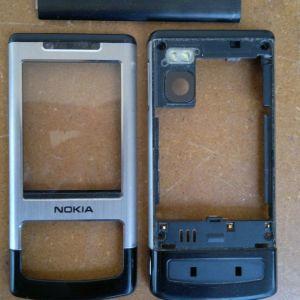 Nokia 6500s Πρόσοψη