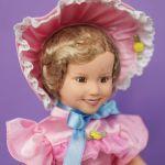 Αμερικάνικη κούκλα βινυλίου Shirley Temple