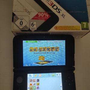 Nintendo 3DS XL + 5 παιχνίδια