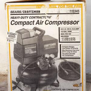 Craftsman Compact Air compressor