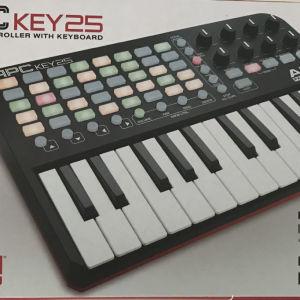 midi apc key 25